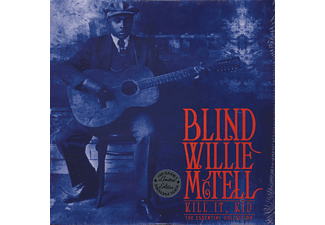 Blind Willie McTell - KILL IT KID-THE ESSENTIAL COLLECTION - (Vinyl)