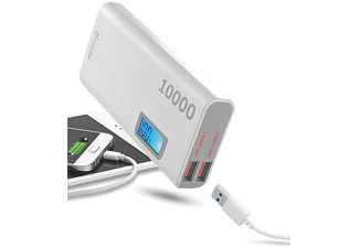 CELLULARLINE Powerbank FreePower 10000 mAh (FREEPMULTI10000W)