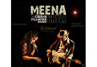 Meena Cryle And The Chris Fillmore Band - In Concert - (CD)