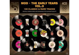 VARIOUS - Mod The Early Years 3 - (CD)