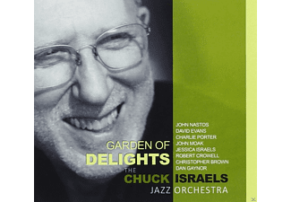 The Chuck Israels Jazz Orchestra - Garden Of Delights - (CD)