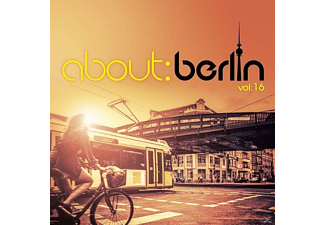 VARIOUS - About: Berlin Vol: 16 - (CD)