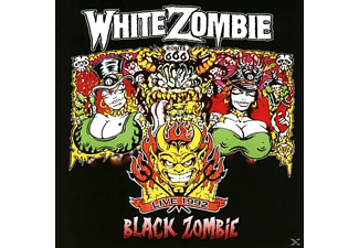 White Zombie - Black Zombie - (CD)
