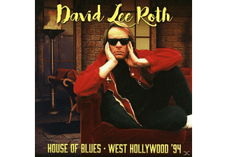 David Lee Roth - House Of Blues-West Hollywood '94 - (CD)