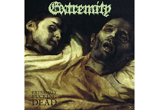 Extremity - Extremely Fucking Dead - (CD)