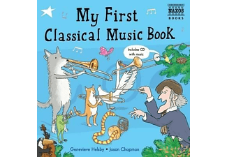 Genevieve Helsby - My First Classical Music Book - (CD + Buch)