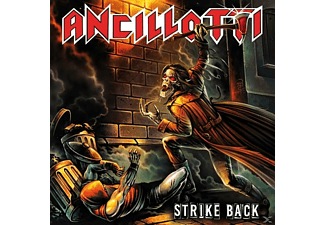 Ancillotti - Strike Back - (Vinyl)