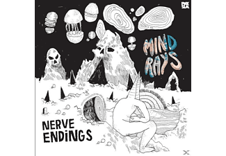 Mind Rays - Nerve Endings - (CD)