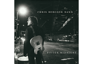 Chris Bergson Band - Bitter Midnight - (CD)