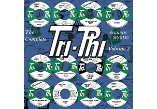 VARIOUS - Complete Tri-Phi Singles - (CD)