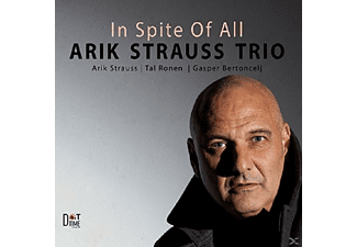 Arik Strauss - In Spite Of All - (CD)