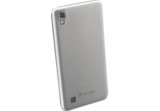 38162 Backcover LG X Power Thermoplastisches Polyurethan Transparent