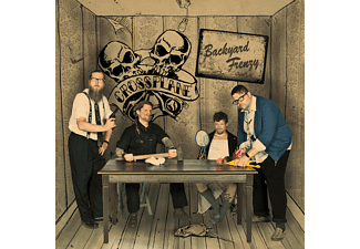 Crossplane - Backyard Frenzy - (CD)