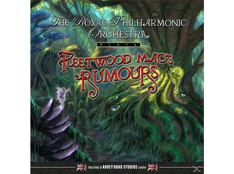 Royal Philharmonic Orchestra - Plays Fleetwood Mac's Rumours [CD]
