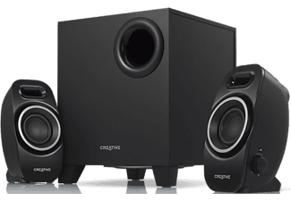 CREATIVE LABS 2.1 Speaker System (A250)