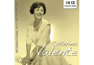 Caterina Valente - International Hi-Fi Nightingale CD