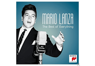 Mario Lanza - Mario Lanza-The Best of Everything - (CD)