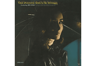 Paul Desmond - Glad to Be Unhappy - (CD)