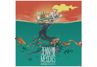 Jenny And The Mexicats - Open Sea/Mar Abierto - (CD)