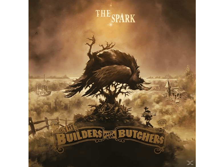 The Builders And The Butchers - The Spark (LP+MP3) [LP + Download]