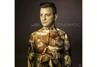 David Pfeffer - Cinematic - (CD)