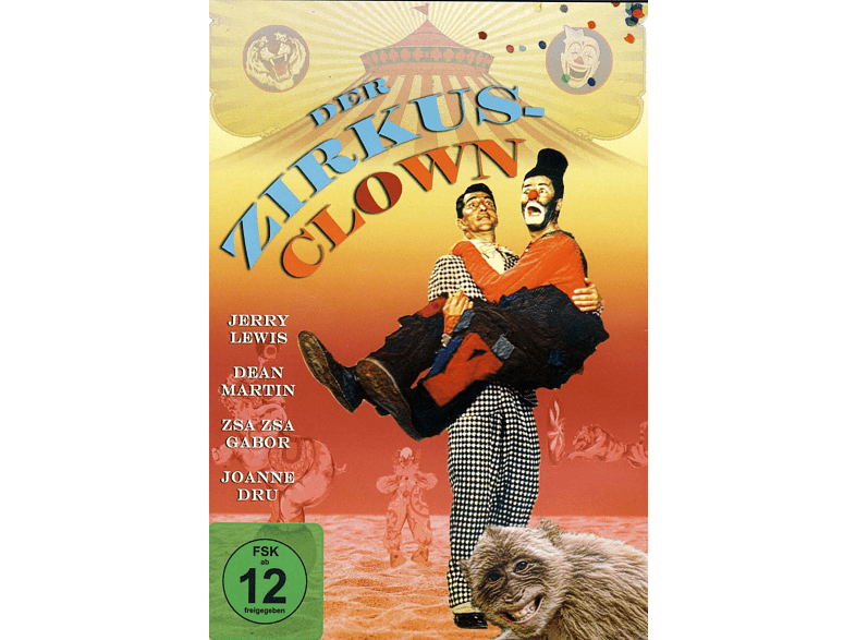 Der Zirkus-Clown [DVD]