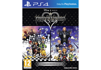 Kingdom Hearts HD 1.5 & 2.5 ReMIX  PS4
