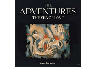 The Adventures - The Sea Of Love (Expanded Edition) - (CD)