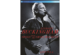 Lindsey Buckingham - SONGS FROM THE SMALL MACHINE-LIVE IN L.A. - (DVD)