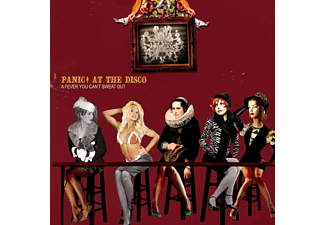 Panic! At The Disco - A Fever You Can't Sweat Out (Vinyl LP (nagylemez))