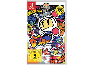 Super Bomberman - Juego Switch