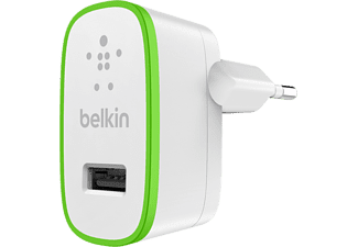 BELKIN Netadapter Boost Up 2.4 A Wit (F8J040VFWHT)