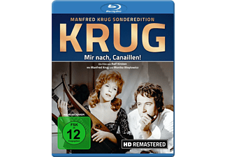 Manfred Krug - Mir nach, Canaillen! (HD Remastered) - (Blu-ray)