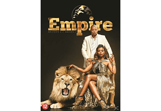 Empire Saison 2 DVD
