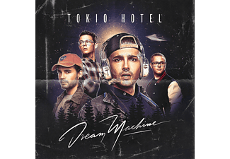 Tokio Hotel - Dream Machine [CD]