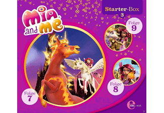 Mia And Me - (3)Starter-Box - (CD)