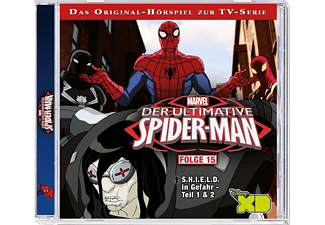 - Der ultimative Spider-Man 15: S.H.I.E.L.D in Gefahr - (CD)