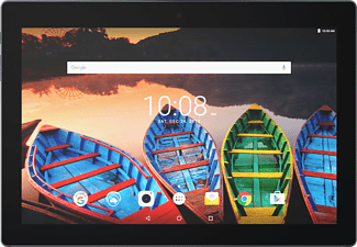 LENOVO Tab 3 10 Plus, Tablet mit 10.1 Zoll, 32 GB, 2 GB RAM, Android, Slate Black