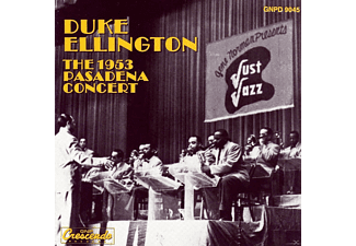 Duke Ellington And His Orchestra - The 1953 Pasadena Concert - (CD)