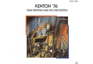 Stan (and His Orchestra) Kenton - Kenton '76 - (CD)