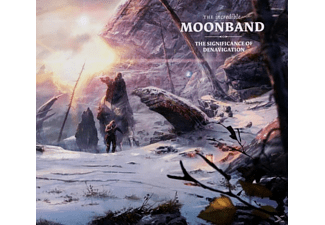Moonband - Denavigation - (CD)
