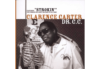 Clarence Carter - Dr. C. C. - (CD)