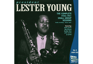 Lester Young - Complete 1949-51 Small Group Sessions - (CD)