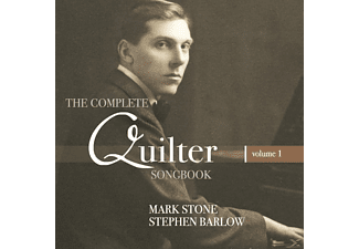 Mark Stone, Stephen Barlow - The Complete Quilter Songbook - (CD)
