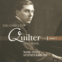 Mark Stone, Stephen Barlow - The Complete Quilter Songbook [CD]