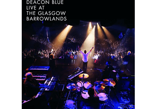Deacon Blue - Live At The Glasgow Barrowlands - (Blu-ray)