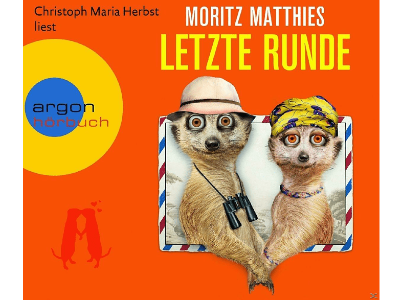Christoph Maria Herbst - Letzte Runde (SA) - (CD)