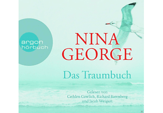 Barenberg,Richard/Gawlich,Cathlen/Weigert,Jacob - Das Traumbuch (SA) - (CD)