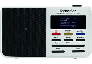 TECHNISAT DIGITRADIO 210 IR HIT EDITION, Internetradio