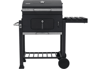 Tepro Toronto Holzkohlegrill Click Anleitung : Tepro garten toronto click grillwagen holzkohle grill thermometer